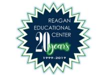 Circle with 20 year logo