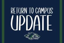 Return to Campus Update