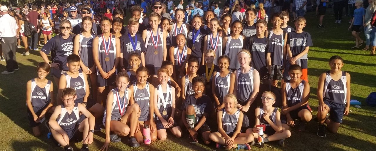 Cross Country Team