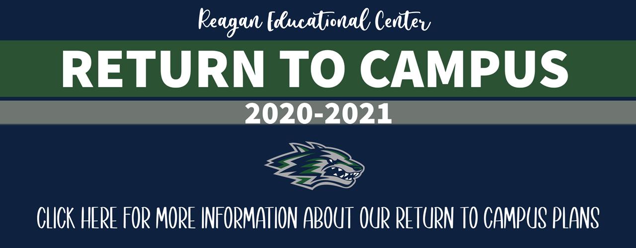 Return to Campus 2020-21